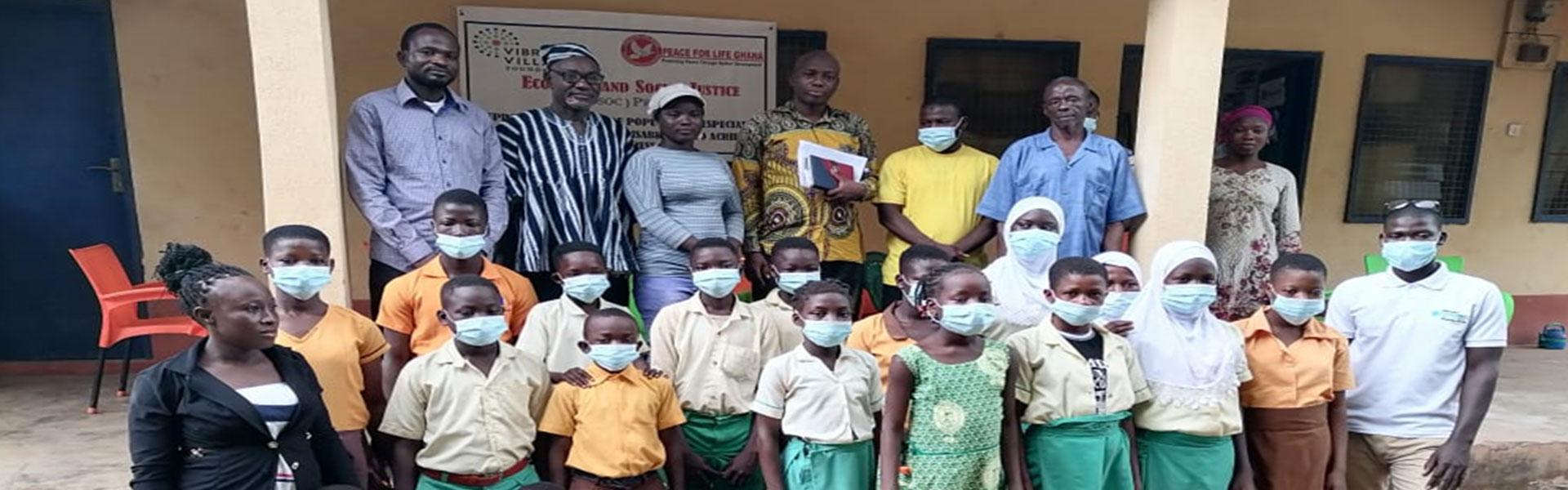 4-Day Capacity Building Training for School Health Clubs & Teachers on Health Promotion